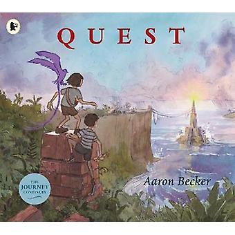 Quest av Aaron Becker - Aaron Becker - 9781406360813 bok