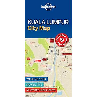 Lonely Planet Kuala Lumpur City Map by Lonely Planet - 9781786579140