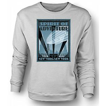 Sweatshirt Muntzs Industries New York - kule