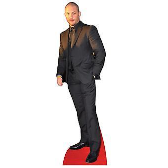 Tom Hardy Lifesize kartong släppandet / stående