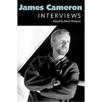 James Cameron - Interviews by Brent Dunham - 9781617031328 Book