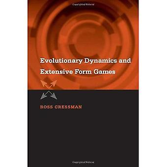 Evolutionäre Dynamik und extensiver Form Spiele (wirtschaftliche lernen und soziale Entwicklung) (wirtschaftliche lernen und soziale Entwicklung)