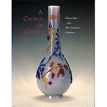 Ein Chor von Farben: chinesische Glas aus den drei amerikanischen Sammlungen