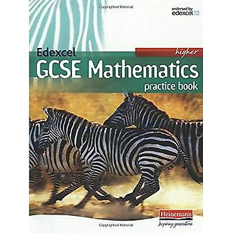 Edexcel GCSE Maths: Higher Practice Book (Edexcel GCSE Mathematics)