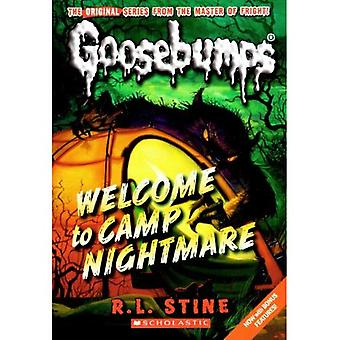 Welcome to Camp Nightmare (Goosebumps