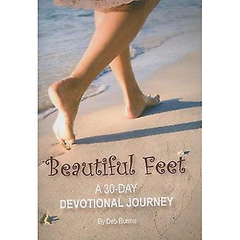 Beautiful Feet: A 30-Day Devotional Journey