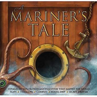 En Mariner's Tale [med modell skepp, teleskop, instruktionsblad och kompass]