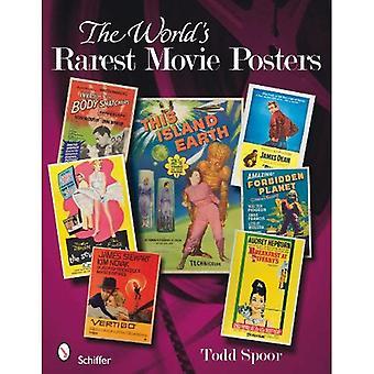 Der weltweit seltensten Filmplakate