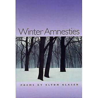 Winter Amnesties (Crab Orchard Award Series in Poetry)