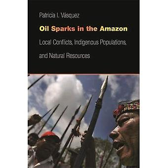 Oil Sparks in the Amazon: Local Conflicts, Indigenous Populations, and Natural Resources (Studies in Security...