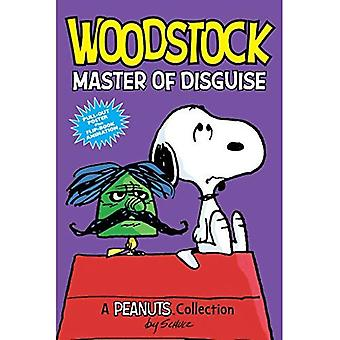 Woodstock : Master of Disguise : une Collection de cacahuètes