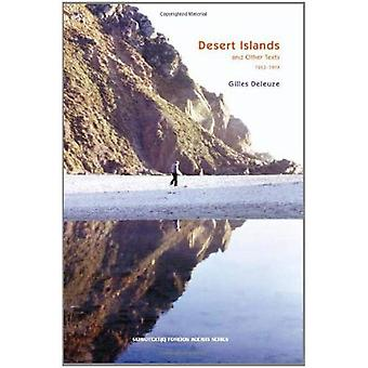 Desert Islands and Other Texts (1953-1974) (Double agents series)