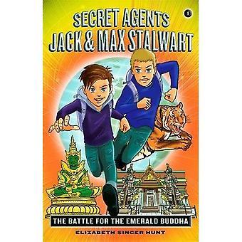 Secret Agents Jack and Max Stalwart: Book 1