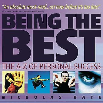Att vara bäst: personlig framgång från A-Ö