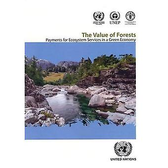 The Value of Forests: Payment for Ecosystem Services for a Green Economy (Geneva Timber and Forest Study Papers)