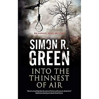 Into the Thinnest of Air (Ishmael Jones Mystery)