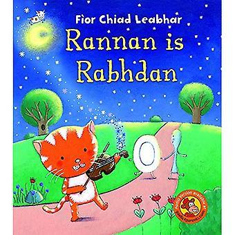 Fior Chiad Leabhar Rannan is Rabhdan