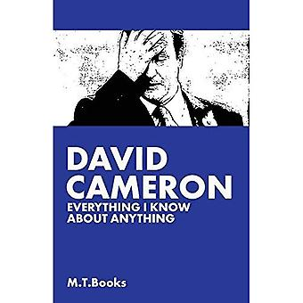 David Cameron: Everything I� Know about Anything