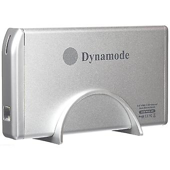 Dynamode USB 2.0 Powered Enclosure For 3.5-Inch Ide Hdd