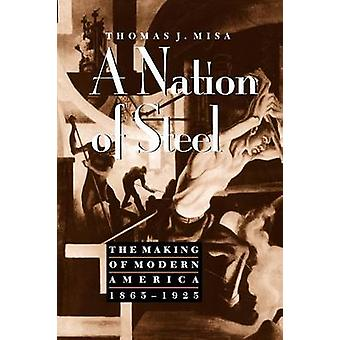 A Nation of Steel The Making of Modern America 18651925 by Misa & Thomas J.