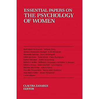Essential Papers on the Psychology of Women by Zanardi & Claudia
