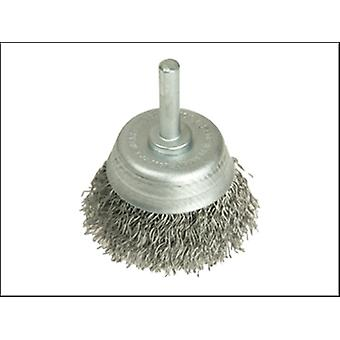 DIY STEEL WIRE CUP BRUSH 50MM X 0.35