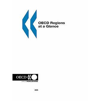 OECD områder på et øyeblikk av OECD. Publisert av OECD publisering