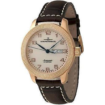Zeno-watch montre automatique rétro NC Clou de Paris 11554DD-Pgr-f2
