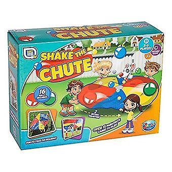 Børn store regnbue faldskærms bold spil