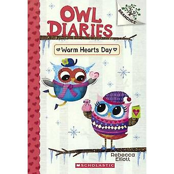 Warm Hearts Day by Rebecca Elliott - 9780606391542 Book