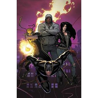 Defenders Vol. 1 by Brian Michael Bendis - 9781302907464 Book