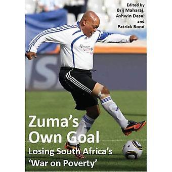 But de Zuma: perdre l'Afrique du Sud de «guerre contre la pauvreté»