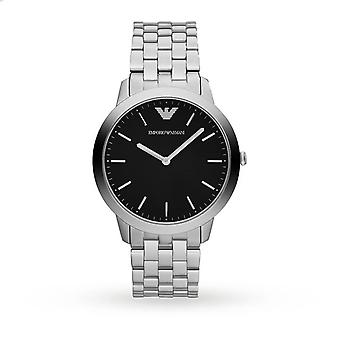 Emporio Armani Ar1744 Men's Stainless Steel Strap Watch