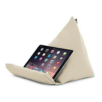 Stone Water Resistant Pyramid Tablet Stand