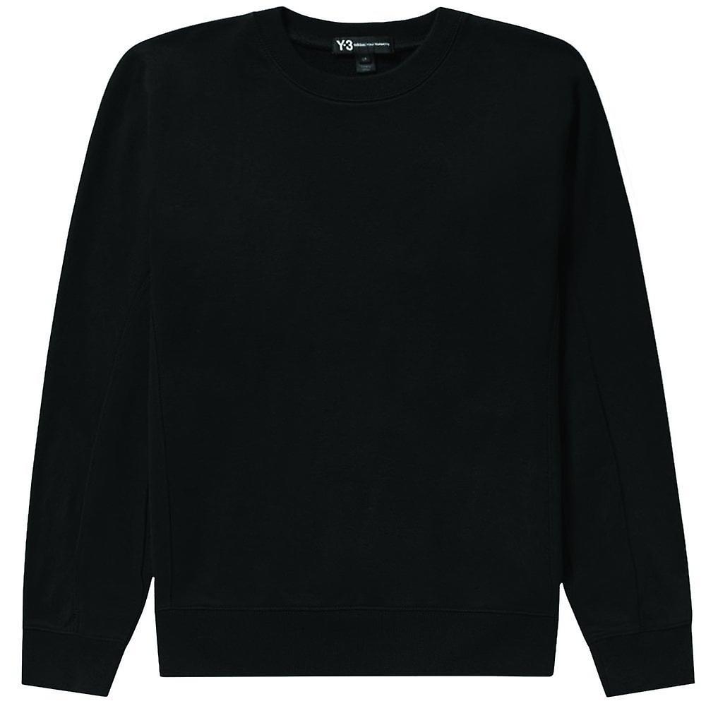 Y-3 Arm Logo Sweatshirt Black