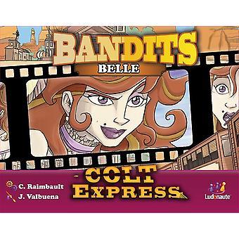 Colt Express Bandits Expansion Pack-Belle Board Game