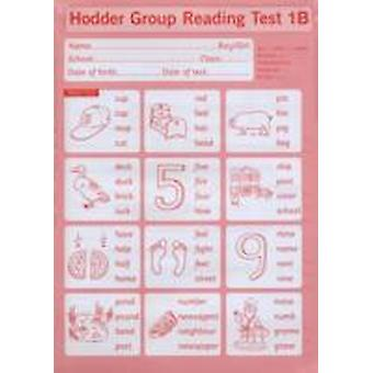 Hodder Group Reading Tests HGRT II Test 1 Form B by Denis Vincent