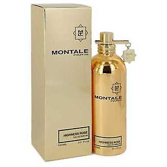 Montale Highness Rose By Montale Eau De Parfum Spray 3.4 Oz (women) V728-542507