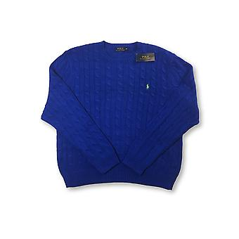 Ralph Lauren Polo knitwear in blue
