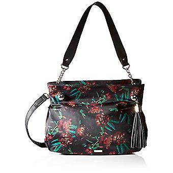 Tamaris Gweny - Black Women's Shoulder Bags (peigne noir.) 10x25x27 cm (B x H T)