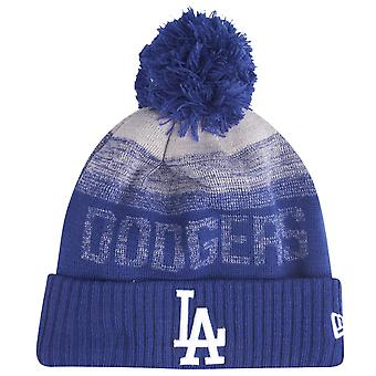 NEW Era MLB ON-FIELD Fleece Winter Hat - LA Dodgers