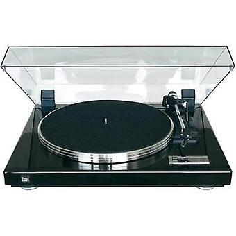 Dual CS 460 USB Turntable 33 1/3, 45, 78 rpm.3 1/3, 45, 78 r / min Black Gloss