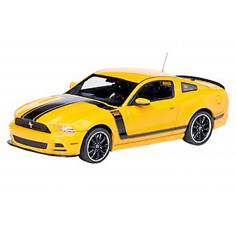 Ford Mustang Boss 302 trykstøbt Model bil