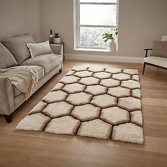 Rugs - Noble House - 30782 Cream/Brown