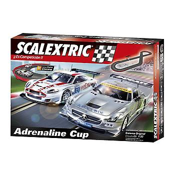 Scalextric C3 Adrenaline Cup (Toys , Vehicles And Tracks , Slot , Circuits)