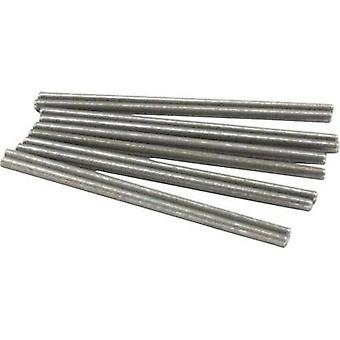 Steel Micro steel shafts Sol Expert 45878 (Ø) 1 mm 10 pc(s)