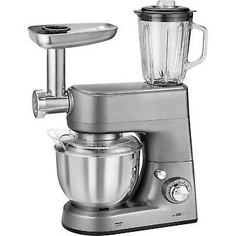Food processor Clatronic 1000 W Titanium