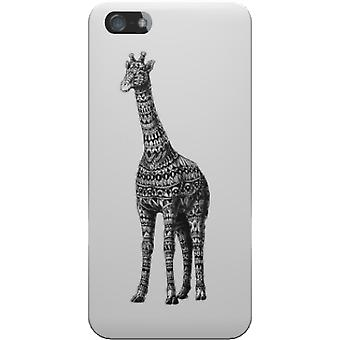 Capa Ornate giraffe para iPhone 5S/SE