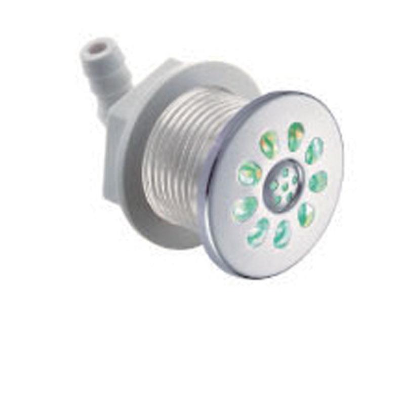 Air Jet mit mehrfarbigen LED-Leuchten für Whirlpool | Whirlpool-Badewanne | Wellness