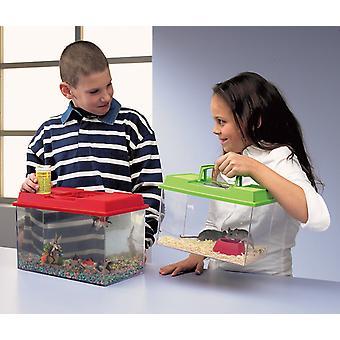 Fauna-box assortiti colori 20 Ltr 41x23x29cm (confezione da 2)